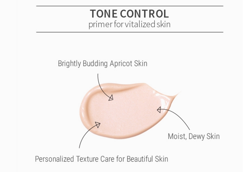 [Missha] Layer Blurring Primer (Tone Control) (20ml)