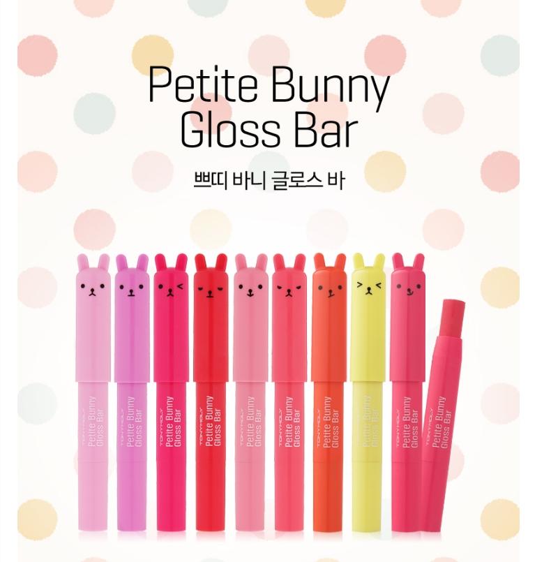 [Tonymoly] Petite Bunny Gloss Bar #04 (Juicy Cherry)